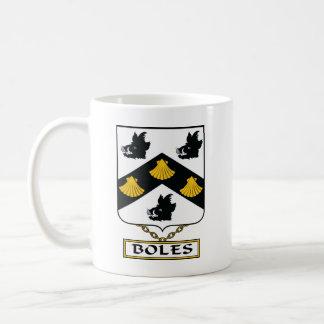 Boles Family Crest Coffee Mug