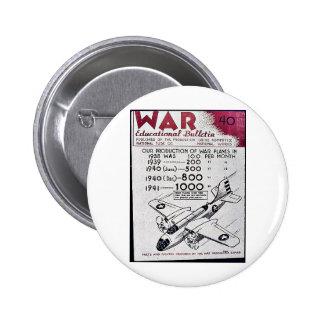 Boletín educativo de la guerra - 40 pins