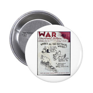 Boletín educativo de la guerra - 41 pin