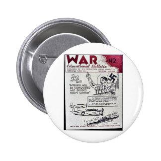 Boletín educativo de la guerra - 42 pins