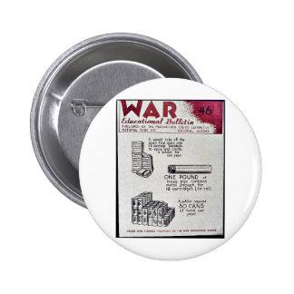 Boletín educativo de la guerra - 46 pin
