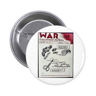 Boletín educativo de la guerra - 48 pin