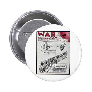 Boletín educativo de la guerra - 49 pin