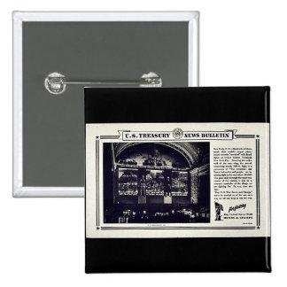 Boletín informativo de U.S.Treasury Pin