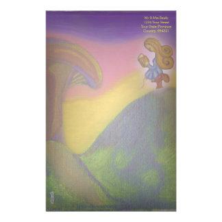 Boleto a un mundo de fantasía papeleria