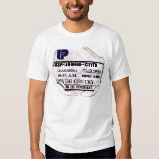 Boleto de la película de Ol Camisas