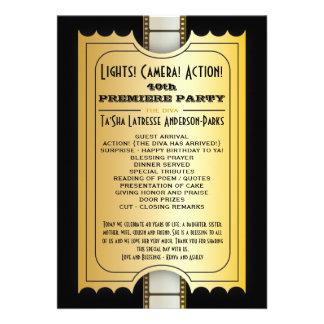 Boleto de oro de la admisión del programa del fies