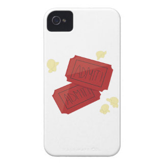 Boletos de la película iPhone 4 Case-Mate protectores