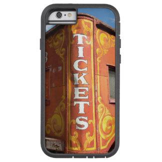 Boletos Funda De iPhone 6 Tough Xtreme