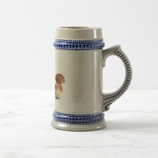 Boletus Edulis Beer Stein