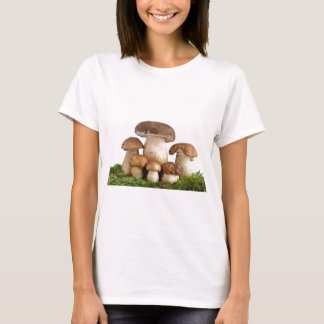Boletus Edulis mushrooms T-Shirt