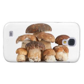 Boletus mushroom samsung galaxy s4 cover