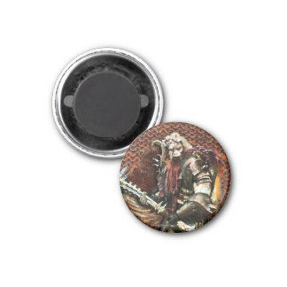 Bolg 1 Inch Round Magnet