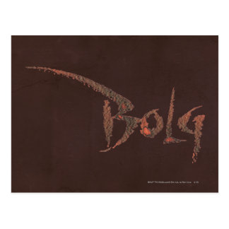Bolg Name Post Cards