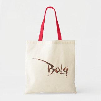 Bolg Name Tote Bag