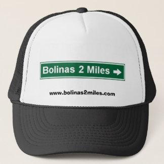 Bolinas 2 Miles Truckers Cap