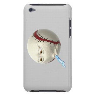 Bolita de papel mascado iPod touch protector