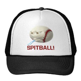 Bolita de papel mascado gorra