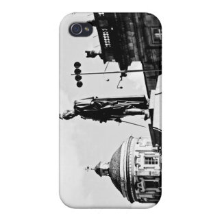 Bolivar and the dove. case for iPhone 4