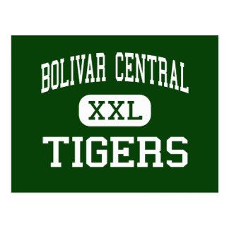 Bolivar Central - Tigers - High - Bolivar Postcard