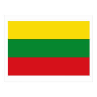 Bolívar Flag Postcard