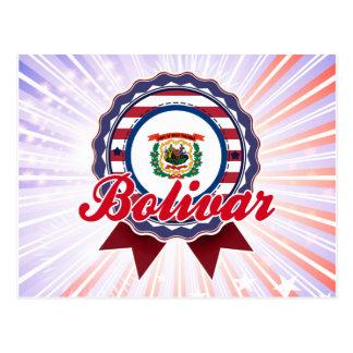 Bolivar, WV Postcard