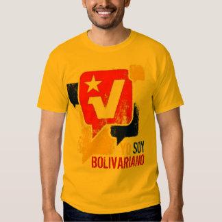 BOLIVARIANO POLERA
