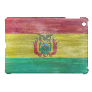Bolivia apenó la bandera boliviana iPad mini fundas