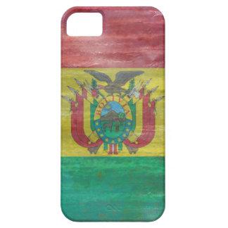 Bolivia apenó la bandera boliviana iPhone 5 carcasa