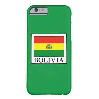 Bolivia Barely There iPhone 6 Case