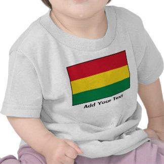 Bolivia – Bolivian Flag T Shirt