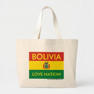 BOLIVIA BOLSA TELA GRANDE