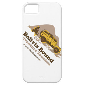 Bolivia Bound iPhone 5 case