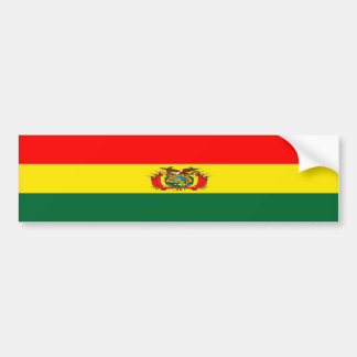 Bolivia Bumper Sticker