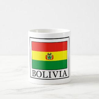 Bolivia Classic White Coffee Mug