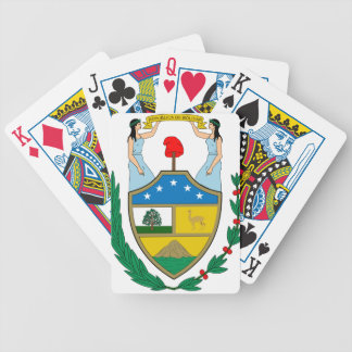 Bolivia Coat of Arms Bicycle Playing Cards