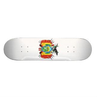 Bolivia Coat Of Arms Skate Board Decks