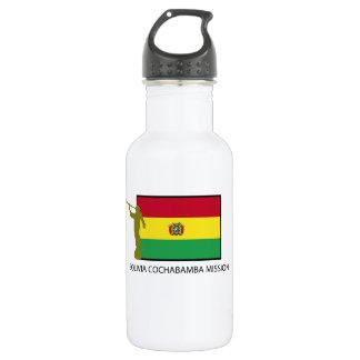 BOLIVIA COCHABAMBA MISSION LDS CTR 18OZ WATER BOTTLE