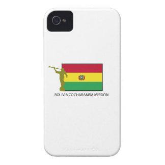 BOLIVIA COCHABAMBA MISSION LDS CTR iPhone 4 CASE