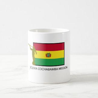BOLIVIA COCHABAMBA MISSION LDS CTR CLASSIC WHITE COFFEE MUG