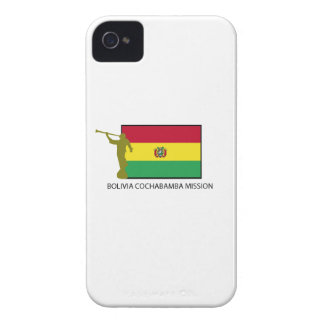 BOLIVIA COCHABAMBA MISSION LDS CTR iPhone 4 Case-Mate CASE