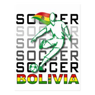 Bolivia Copa America Argentina 2011 Post Cards