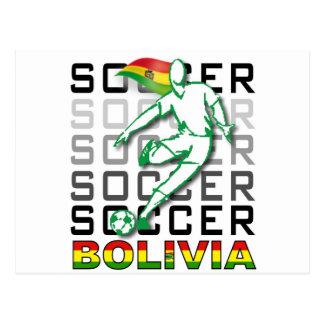Bolivia Copa America Argentina 2011 Postcards