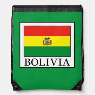 Bolivia Drawstring Backpack