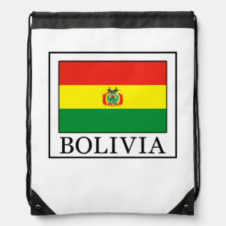 Bolivia Drawstring Bag