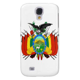 bolivia emblem samsung s4 case