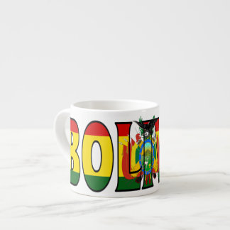 Bolivia Espresso Espresso Cup