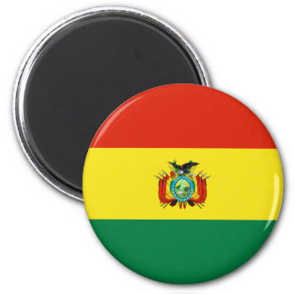 Bolivia Flag BO Magnet