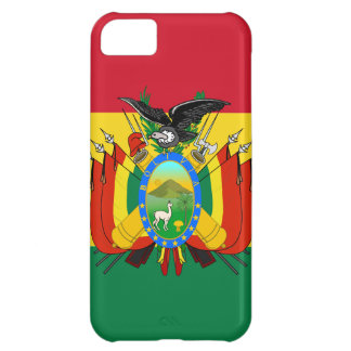 Bolivia Flag Cover For iPhone 5C
