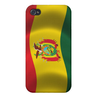 Bolivia Flag for iPhone 4 Covers For iPhone 4